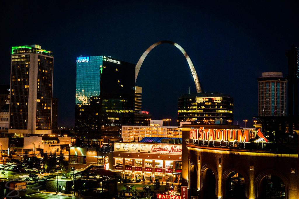 St. Louis, Arch